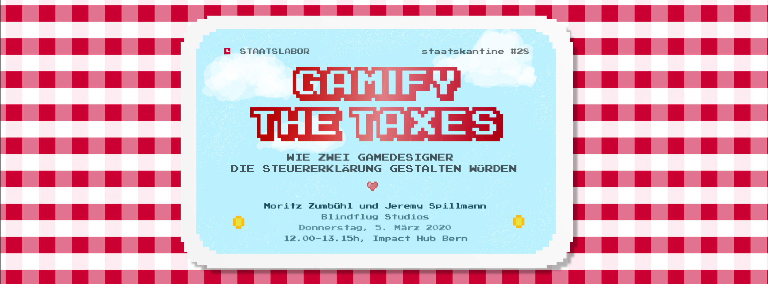 Gamify the Taxes